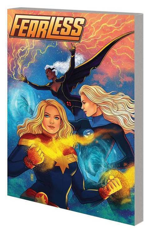Marvel comics fearless tpb 20190730