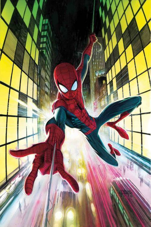 Marvel comics friendly neighborhood spider man 20181025
