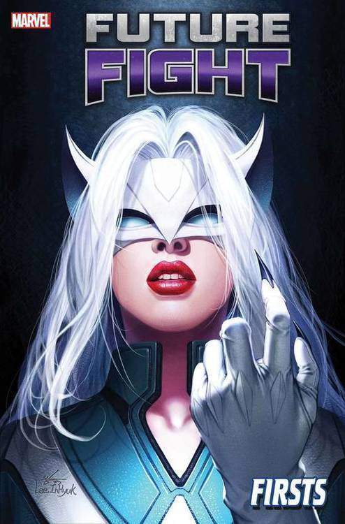 Marvel comics future fight firsts white fox 20190730