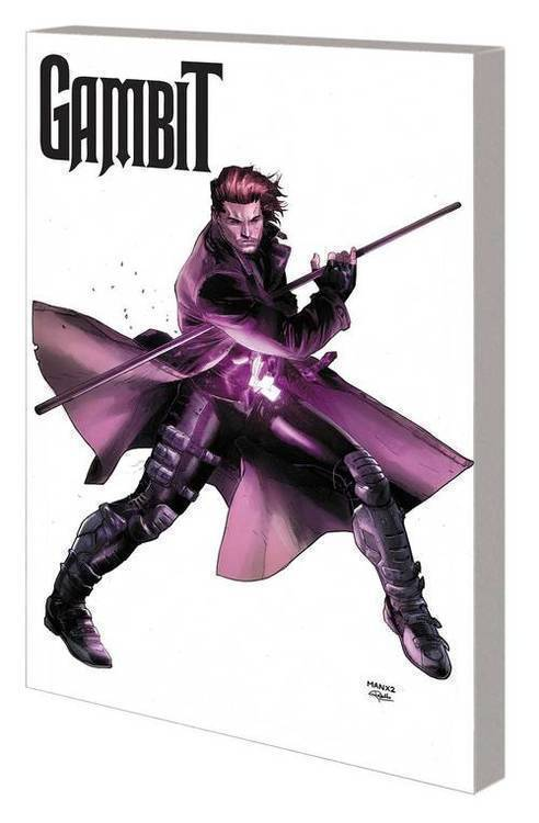 Marvel comics gambit king thieves complete collection tpb 20190129