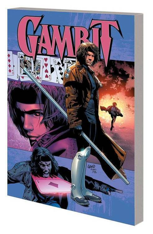 Gambit TPB Thieves World