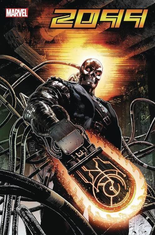 Marvel comics ghost rider 2099 1 20190926