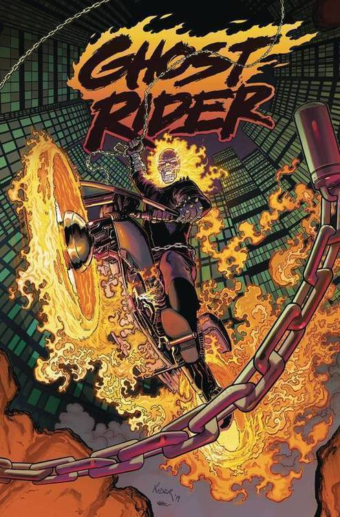 Ghost Rider TPB Volume 01 King Of Hell