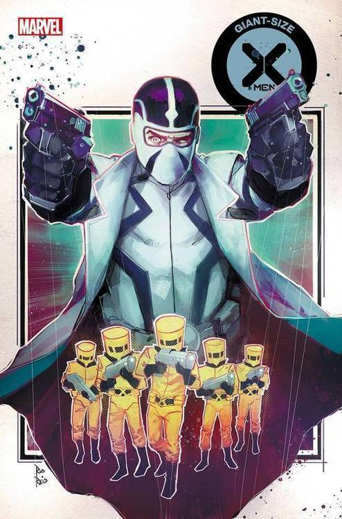 Marvel comics giant size x men fantomex 1 20200225