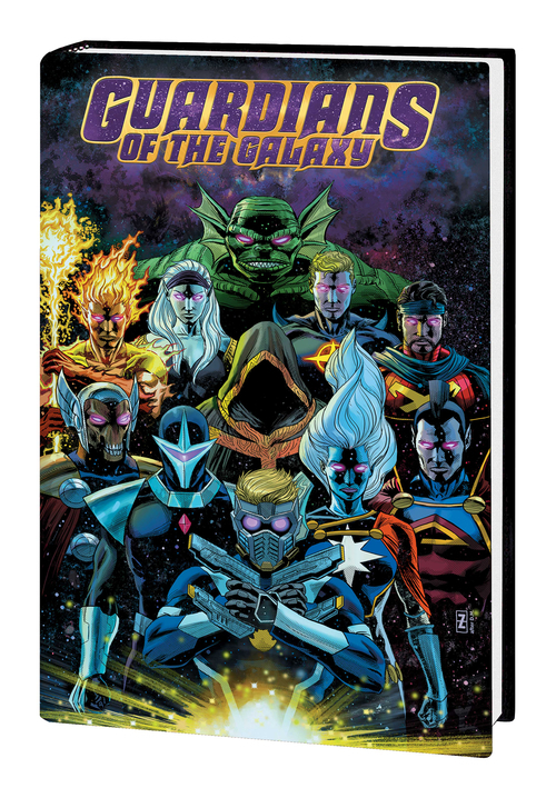 Marvel comics guardians of the galaxy by donny cates hardcover 20200627