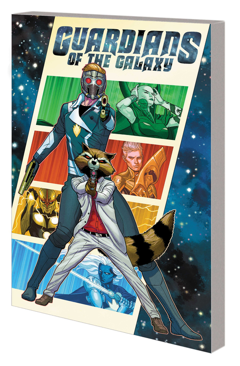 Guardians Of The Galaxy By Ewing TPB Volume 01 Then Its On Us