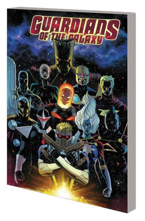 Guardians Of The Galaxy TPB Volume 01 Final Gauntlet