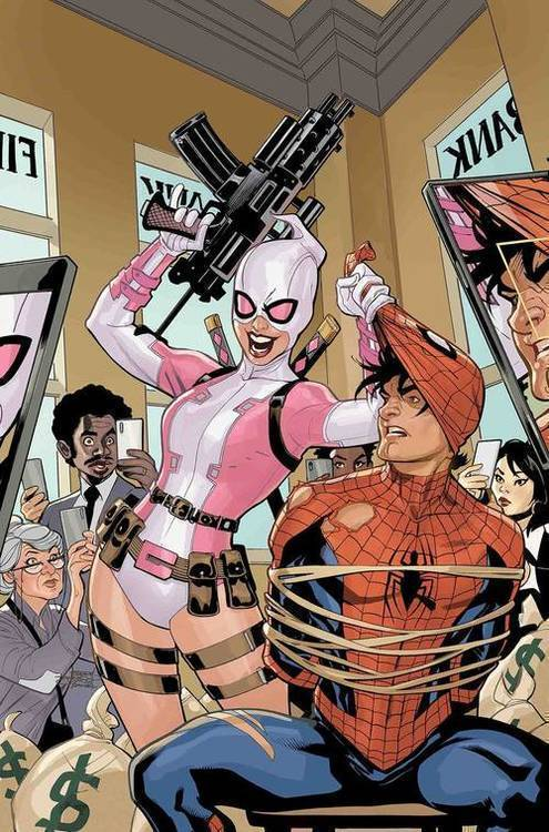 Marvel comics gwenpool strikes back 20190529