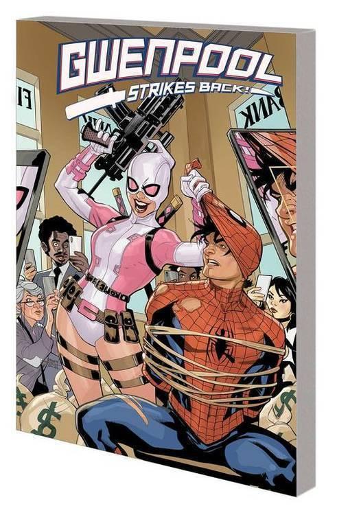 Marvel comics gwenpool strikes back tpb 20191031