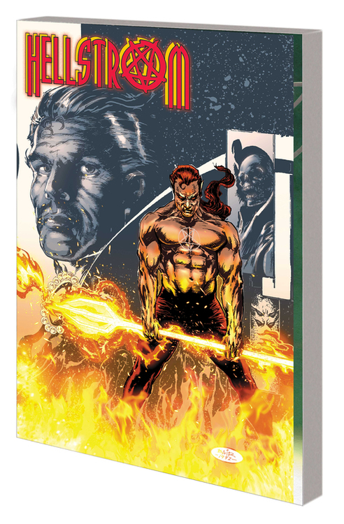 Hellstrom TPB Prince Of Lies