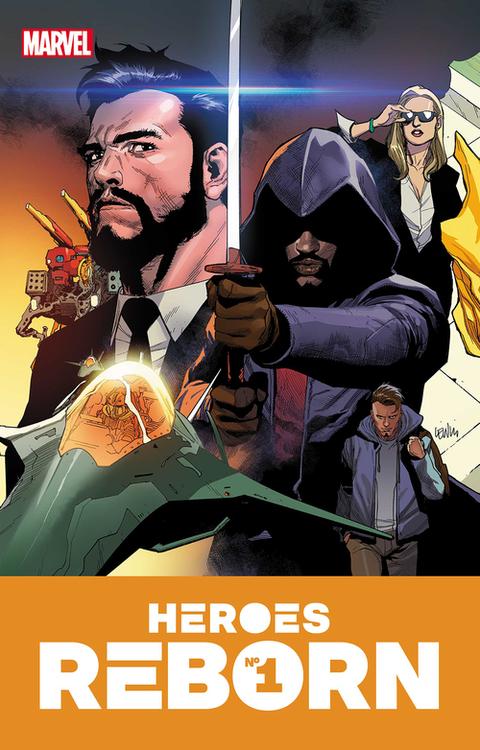 Marvel comics heroes reborn 20210224