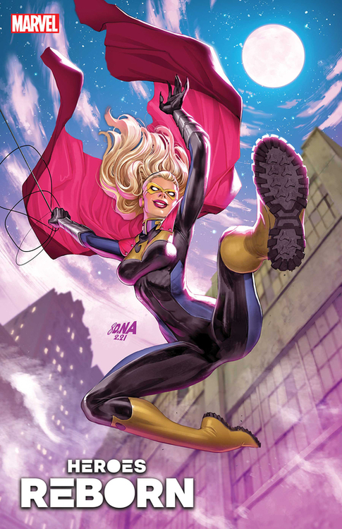 Marvel comics heroes reborn night gwen 20210325