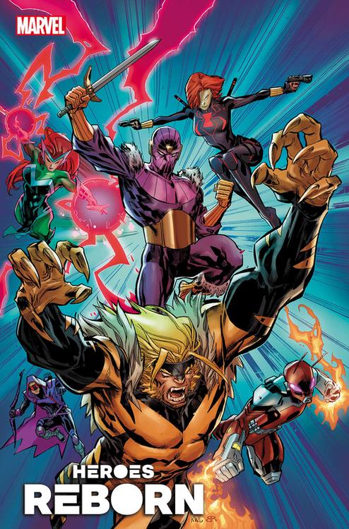 Marvel comics heroes reborn siege society 20210224