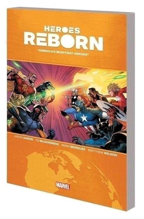 Marvel comics heroes reborn tpb earths mightiest heroes 20210502