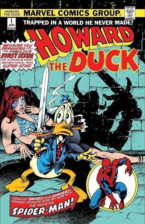 Howard The Duck Facsimile Edition