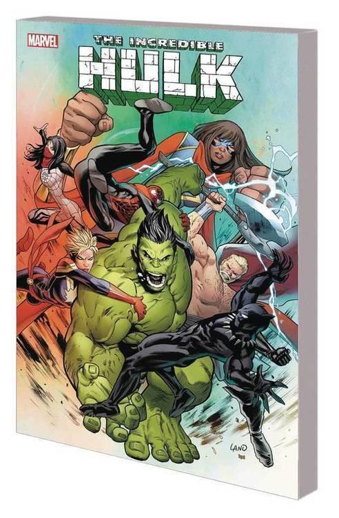 Marvel comics hulk world war hulk ii tpb 20180701