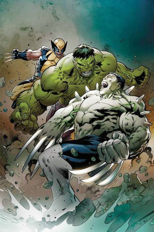 Marvel comics hulkverines 20181130