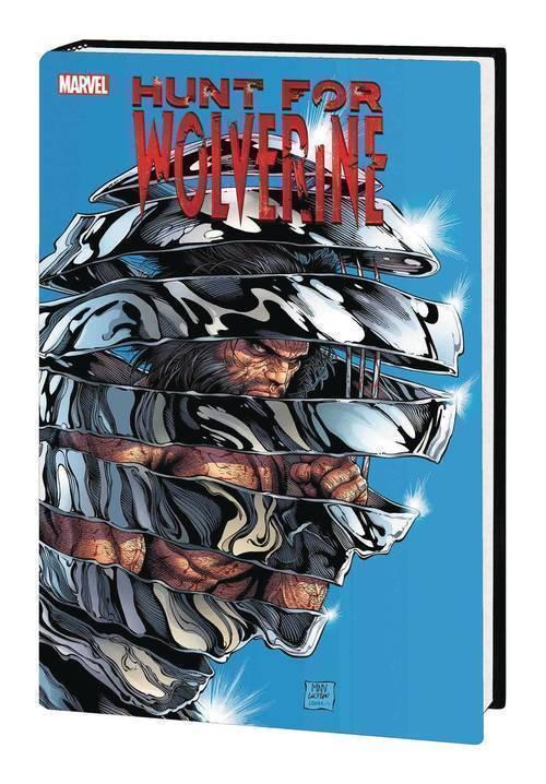 Marvel comics hunt for wolverine hardcover 20180701