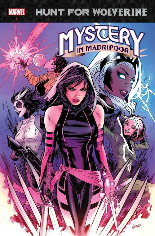 Marvel comics hunt for wolverine mystery madripoor 20180302