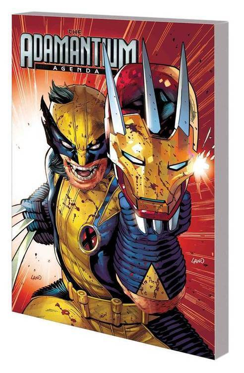 Marvel comics hunt for wolverine tpb adamantium agenda 20180830
