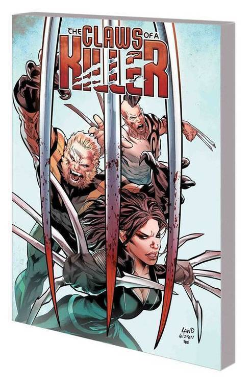 Marvel comics hunt for wolverine tpb claws of a killer 20180830