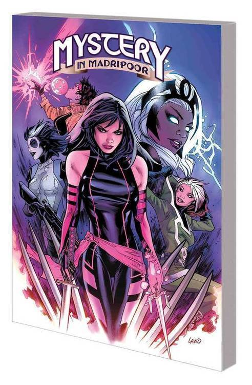 Marvel comics hunt for wolverine tpb mystery in madripoor 20180830