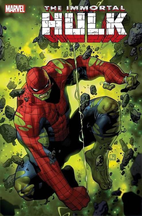 Marvel comics immortal hulk great power 1 20191031