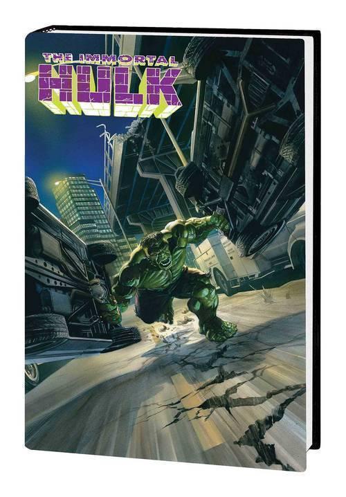 Immortal Hulk Hardcover Vol 01