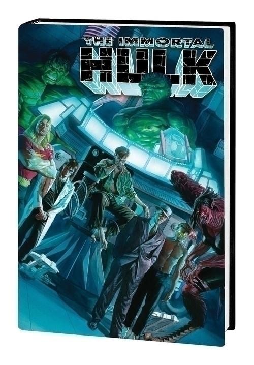 Marvel comics immortal hulk hardcover vol 03 20201028