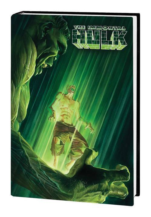 Marvel comics immortal hulk hardcover volume 2 20191031
