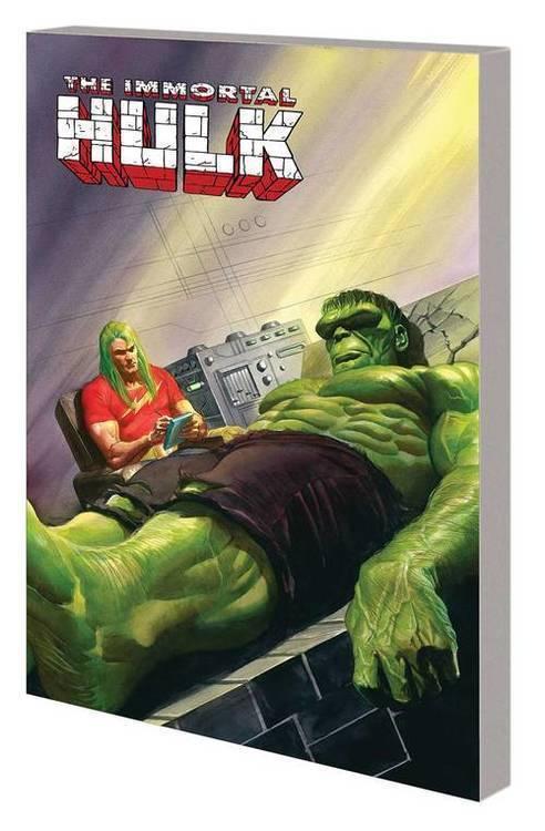 Marvel comics immortal hulk tpb vol 03 hulk in hell 20190129