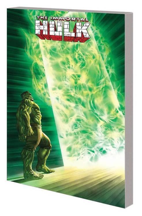 Marvel comics immortal hulk tpb volume 02 green door 20181025