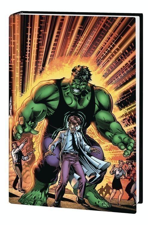 Incredible Hulk By Peter David Omnibus Hardcover Volume 02 Keown Hulk