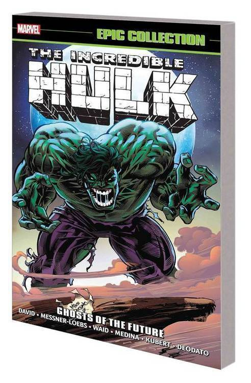 Marvel comics incredible hulk epic collection tpb ghosts future 20180928