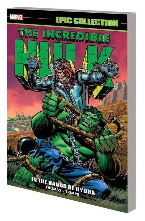 Incredible Hulk Epic Collection TPB In Hands Of Hydra