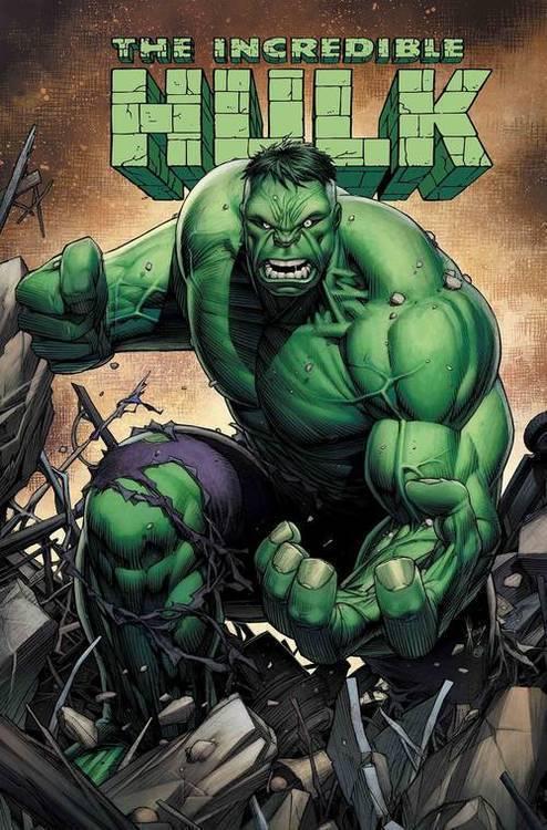 Incredible Hulk Last Call