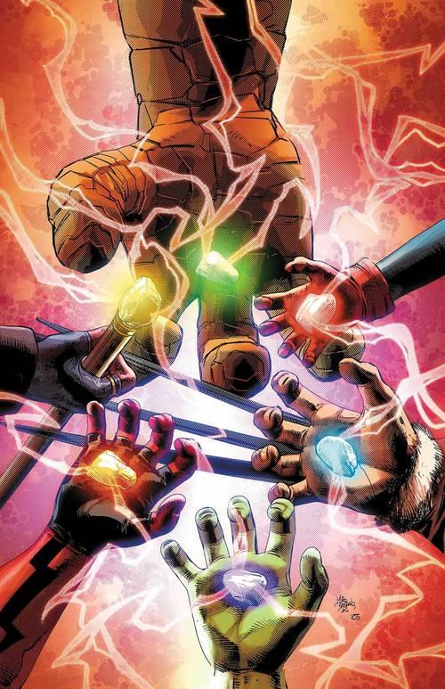 Marvel comics infinity countdown 20171231