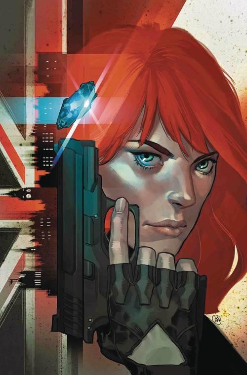 Marvel comics infinity countdown black widow 20180329