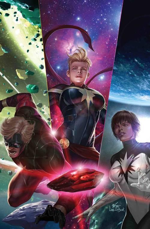 Marvel comics infinity countdown captain marvel 20180302