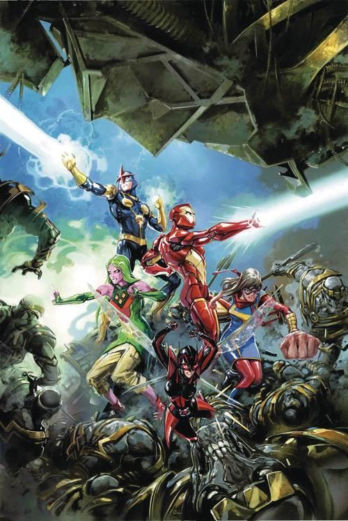 Marvel comics infinity countdown champions 20180329