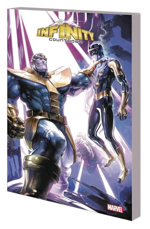 Marvel comics infinity countdown companion tpb 20180530