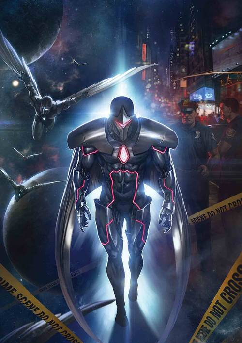 Marvel comics infinity countdown darkhawk 20180302