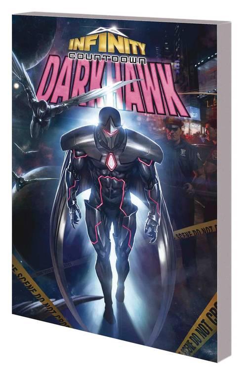 Marvel comics infinity countdown darkhawk tpb 20180530