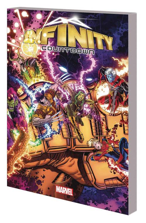 Marvel comics infinity countdown tpb 20180530