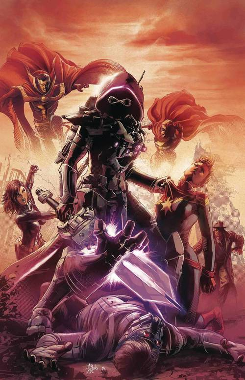 Marvel comics infinity wars 20180530