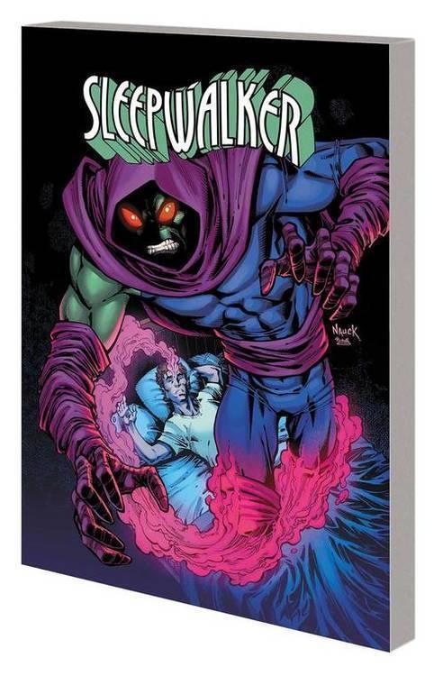 Marvel comics infinity wars tpb sleepwalker 20181130