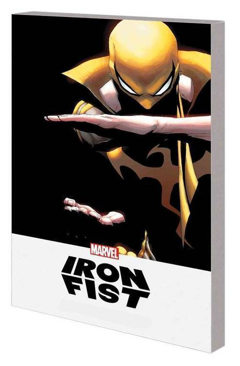 Marvel comics iron fist mpgn tpb 20180928