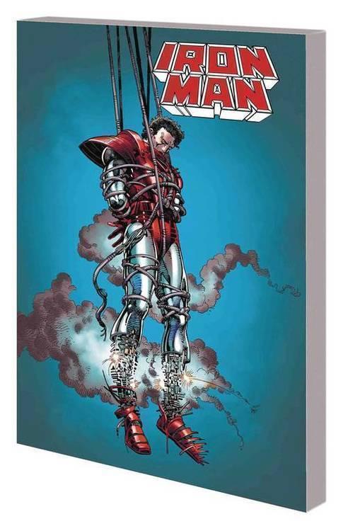 Marvel comics iron man armor wars tpb 20180701