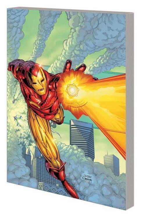 Iron Man Heroes Return Complete Collection TPB Volume 01