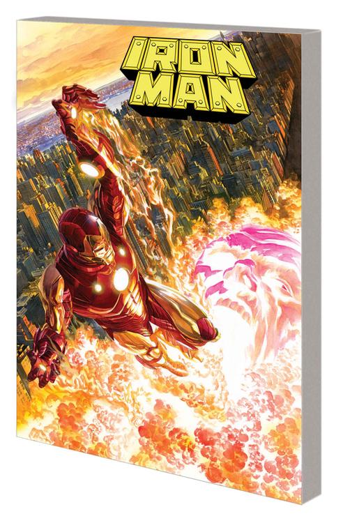 Iron Man TPB Volume 01 Big Iron